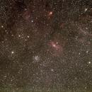 NGC7635, M52,                                Huang Wei-Ming