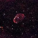 NGC 6888 - Crescent Nebula,                                Marius Bednar