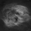 Zeta Ophiuchi Nebula Mosaic,                                Scott Tucker