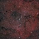 IC1396: The Elephant's Trunk Nebula,                                James Schrader