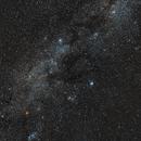 Orion, M45, Milky Way,                                Garrett Hubing