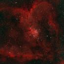 IC1805, The Heart Nebula,                                riot1013