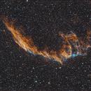Sh2-103 ou NGC 6992,                                João Gabriel Fonseca Porto