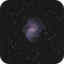 Fireworks Galaxy, NGC 6946,                                Poochpa