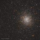 Messier 22 - great sagittarius cluster,                                Rodrigo Andolfato