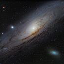 M31,                                Kevin Snedden