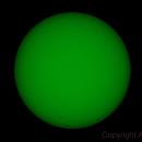 Sun solar continuum,                                Arno Rottal