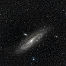 M31 - Andromeda,                                Steve Mallia