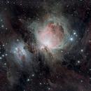 Orion Nebula,                                Jeremy Jonkman