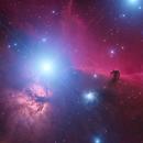 IC 434 Horse Head Nebula,                                astro_m