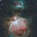 M42 Orion Nebula,                                Gary Crawford
