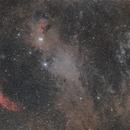 M45 + NGC1499,                                LAMAGAT Frederic