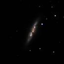 SN 2014J in M82,                                Russ Brick