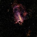 M17 - The Omega Nebula,                                Martin Jacobvitz