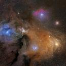 Rho Ophiuchi - v2,                                David McGarvey
