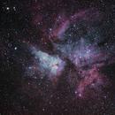 Eta Carinae Nebula,                                Stan Tsigos