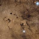 Barnard 72 - Snake Nebula,                                Frank