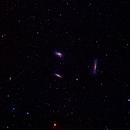 Leo Triplet M65 M66 NGC3628,                                Vasile Unguru