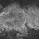 Sh2-199 Soul Nebula - Waiting for Color...,                                Deep Sky West (Lloyd)