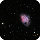 M1 - The Crab Nebula,                                Astrozeugs