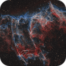 IC 1340, aka Bat Nebula (bicolor),                                John Renaud