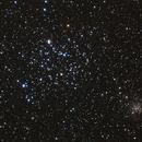 M35 - NGC 2158,                                David Chiron