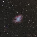 Messier 1,                                Jannick Petersson