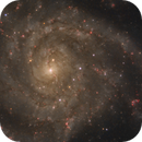 IC342 - The Hidden Galaxy - Close up,                                Dagolaf