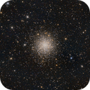 Messier 12 - NGC 6218 The Gumball Cluster,                                Michael Feigenbaum