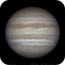 Jupiter | RGB | 2018-05-09 03:32.8 UTC,                                Chappel Astro