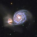 M51 (Whirlpool),                                Michael Southam
