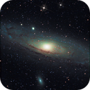 Andromeda Galaxy M31,                                Derek Foster