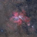 Eta Carinae,                                Mario Richter