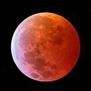 Lunar Eclipse 2019,                                Bruno Yporti