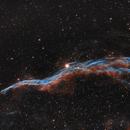 NGC6960 (Western Veil Nebula),                                rupeshvarghese
