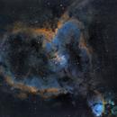 IC 1805 - The Heart Nebula,                                Killian Moore