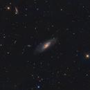 M106 — with DSLR,                                Tobias Artinger
