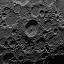 Tycho lunar crater,                                Olivier Ravayrol
