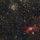 Bubble Nebula  NGC7635,                                Ray Heinle