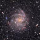 NGC 6946, The Fireworks Galaxy,                                Sergey Trudolyubov