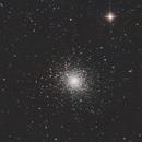 Messier 5 - Globular Cluster,                                Samuel Müller