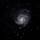 Messier 101,                                James Muehlner