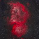 Soul Nebula HOO,                                Greg Watkins