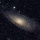 M31 - Andromeda Galaxy,                                Brian Downey
