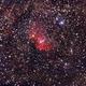 Nebulosa Tulipano Sh2-101 (PixInsight elab).,                                Giuseppe Nicosia