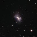 Irregular Galaxy NGC4449,                                burble