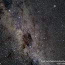 Coal Sack Nebula & Southern Milky Way #1,                                Molly Wakeling