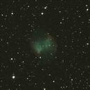 M 27 Dumbbell Nebula,                                Michael Timm