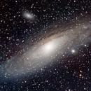 First Andromeda of the season,                                Mark Lambertz