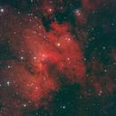 Cave Nebula,                                David Johnson